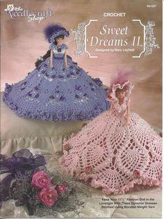 Crochet Pattern Sweet Dreams II The by KnitKnacksCreations
