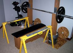 Homemade Strength: The strongest bench you'll never buy
