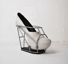 Captured 2.0 Shoe by Chris van den Elzen