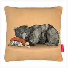 Huntress Cushion | ACHICA