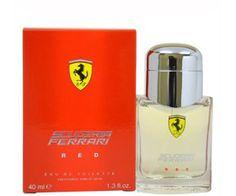 Champs Parfums - FERRARI RED - EDT - 40 ML