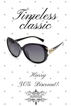 Get these elegant sunglasses that looks perfect for all occasions and available in a number of different colours. Timeless Classic, Different Colors, That Look, Fashion Accessories, Colours, Number, Sunglasses, Elegant, Board