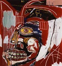 Jean-Michel Basquiat, In this Case, 1983.