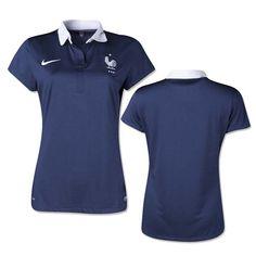 France Maillot Foot femme Coupe Du Monde 2014 Domicile