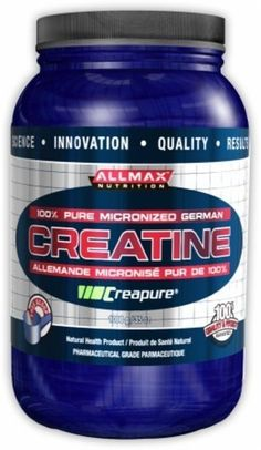 Compare & Save on the Best quality product! Buy 1 – 2 or more & Save More ALLMAX NUTRITION 100% Pure Micronized German Creatine1000 grams buy 1-2-3  #ALLMAXNUTRITION