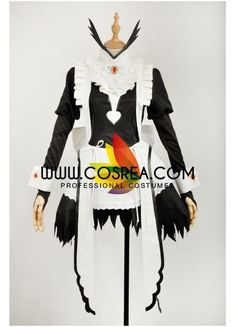 Fire Emblem IF Flora Cosplay Costume