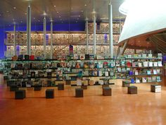 DELFT . TU Bibliotek Mecanoo