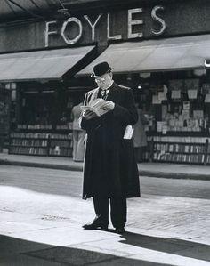 Foyles - Charing Cross Road, London 1936