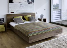 Details about nodax pine super king size bedframe 6ft for Contemporary super king bed