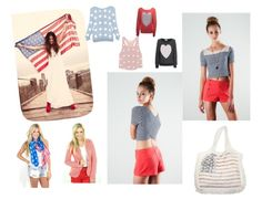 """Stars and Stripes are HOT this Summer! Get yours at boutiquetoyou.com! For more looks, check out our Facebook album """"Styling Made Simple"""" at http://www.facebook.com/BoutiquetoYou"""