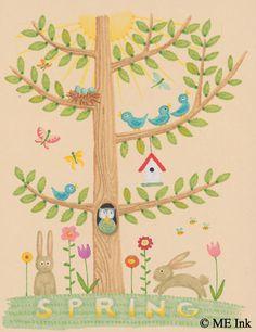 Spring / Mary Engelbreit