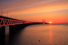 #oresundbridge #denmark #sweden