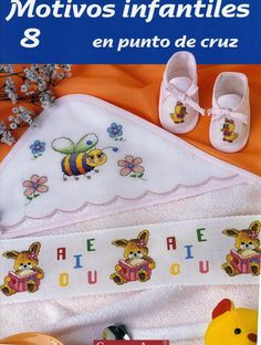 Gallery.ru / Фото #63 - 8 - geminiana Cross Stitch Magazines, Cross Stitch Books, Filet Crochet Charts, Cross Stitch For Kids, Funny Animal Pictures, Dory, Cross Stitching, Embroidery Designs, Pattern