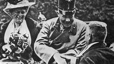 BBC News - 28 June 1914: Archduke Ferdinand and wife assassinated