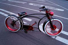 cooles Ebike von www.roeder-bikes.de #coole Ebikes #coole Pedelecs #Sonderanfertigung