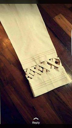 Best 12 To place order DM us or whatsapp us with image on 6394837380 – SkillOfKing. Kurti Sleeves Design, Sleeves Designs For Dresses, Kurti Neck Designs, Dress Neck Designs, Salwar Designs, Sleeve Designs, Blouse Designs, Plazzo Pants, Salwar Pants