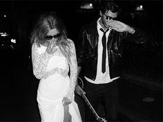 Campagne 2014 - Rime Arodaky - Robes de Mariée, super awesome wedding dresses, never seen anything like 'em!