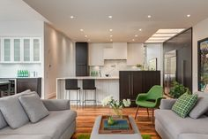 Inner-City Bungalow For Empty Nesters - Picture gallery