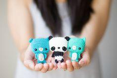 Amigurumi Patterns Free Crochet Pdf : Cube wild animals amigurumi free english pattern pdf file here