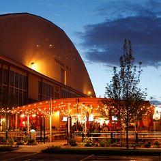 Lowry Beer Garden, Denver - America's Best Beer Gardens on Food & Wine Another Must Visit! with Tom and Mel! Denver Restaurants, Denver Neighborhoods, Area Restaurants, City Pages, Backyard Furniture, German Beer, Beer Garden, Garden Table, Best Beer