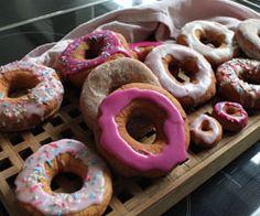 Donuts opskrift - Madkogebogen