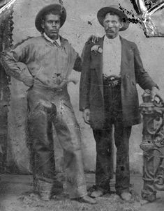 Us History, Black History, Black Cowboys, Real Cowboys, Old West Town, Old West Photos, Black Indians, Into The West, The Lone Ranger