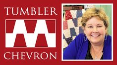 Have you seen this yet? Tumbler Chevron Quilt: Easy Quilting Tutorial with Jenny Doan of Missouri Star Quilt Co.