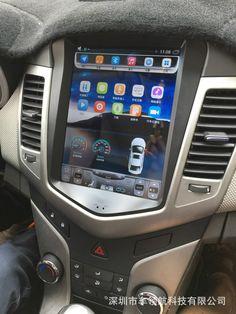 Chevy Cruze Accessories, Car Accessories, Android Radio, Android 4, 2012 Chevy Malibu, Chevrolet Cruze, Digital Tv, Backup Camera, Dashcam