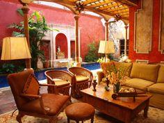 My hotel recommendation in #AntiguaGuatemala? La Posada del Ángel is heaven on earth. #Guatemala
