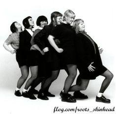 Skinhead Girls Madness - roots_skinhead