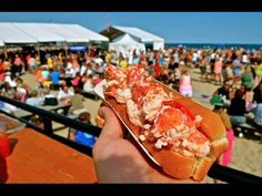 This Epic Seafood Festival In New Hampshire Will Make Your Summer Complete