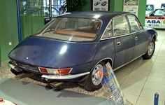 1967 Tatra 603X  Maintenance/restoration of old/vintage vehicles: the material for new cogs/casters/gears/pads could be cast polyamide which I (Cast polyamide) can produce. My contact: tatjana.alic@windowslive.com