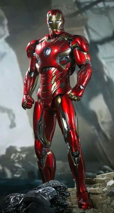 Marvel Fanart, Marvel Comics Superheroes, Marvel Heroes, Iron Man Hd Wallpaper, Avengers Wallpaper, Robot Wallpaper, Iron Man Avengers, The Avengers, Iron Man Photos