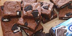 Oreo brownies Oreo Brownies, Oreos, Food, Essen, Meals, Yemek, Eten