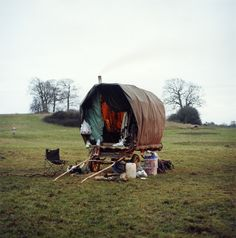 Book and Exhibition - The New Gypsies - www.iainmckell.com