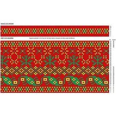 Patrick's Korsnäs Sweater Crochet pattern by Patrick Zein Stitch Patterns, Knitting Patterns, Crochet Patterns, Knitting Charts, Knitting Ideas, The Diagram, Tapestry Crochet, Red Background, Hand Knitting