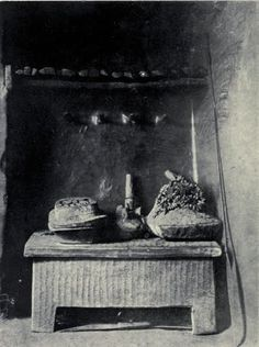 Igbo Ancestral Shrine