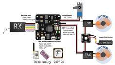 Cc3d Mini Wiring Diagram CC3D Libre Pilot CGS Pinterest