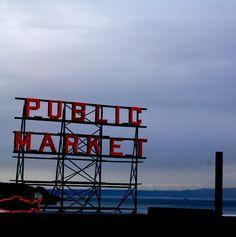 Pike Market/Seattle