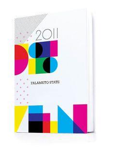 cmyk yrbook cover, yes!
