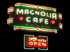 "Magnolia Cafe   Magnolia Cafe – Austin, Texas – ""Sorry, We're Open"""