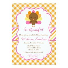 Thanksgiving baby shower invitations inviwall 260 best thanksgiving baby shower invitations images on in filmwisefo