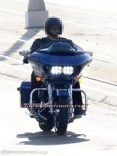 2015 Harley-Davidson Road Glide Spy Shots