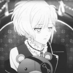 Diabolik Lovers | Anime GIF | Kanato Sakamaki