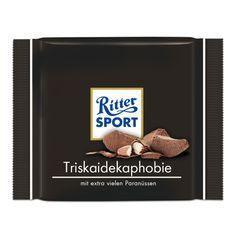 Fake Schokolade - Ritter Sport Blog