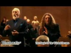 Rhapsody feat. Christopher Lee - The Magic of the Wizard's Dream