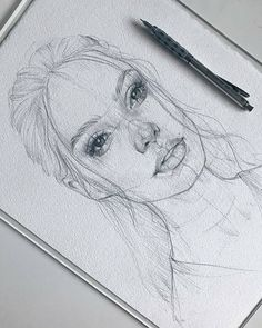 Steps for Portrait Drawing with Charcoal 🙂 Sketches or watercolor paintings? 🎨 Excellent artworks by Drawing Tips, Drawing Sketches, Painting & Drawing, Watercolor Paintings, Sketching, Cake Drawing, Drawing Drawing, Figure Painting, Drawing Tutorials