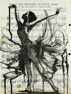 """Saatchi Art Artist Sara Riches; Drawing, """"In Your Arms"""" #art"""