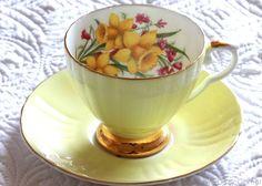 My Cozy Corner: Tasha Tudor Tea Time...Royal Grafton duo