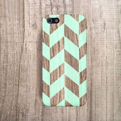 MINT iPhone Case Wood Print MINT iPhone 4 Case by casesbycsera, $21.99